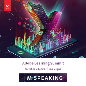 Dr. Pooja Jaisingh Speaker badge Adobe Learning Summit 2017