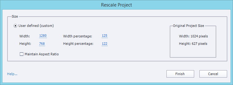 3_Rescale Project